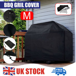 M BBQ COVER WATERPROOF RAIN GARDEN BARBECUE GRILL HEAVY DUTY EXTRA LARGE UK
