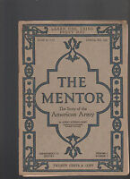 Mentor Magazine June 15 1917 The Story of the American Army #133