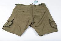 Korda Kore Kombat Shorts Military Olive Combat Style Fishing Cargo Combat Shorts