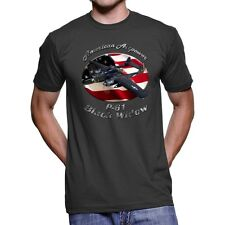 P-61 Black Widow American Airpower Men`s T-Shirt