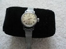 Swiss Made Waltham Automatic 17 Jewels Vintage Ladies Watch