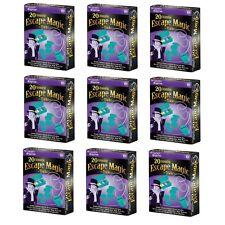 10 x Astounding Escapology MAGIA TRUCOS & Illusions Set - Al Por Mayor 21027