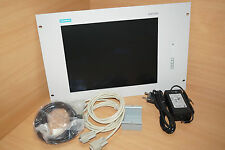 SIEMENS SCD1597 6AV8 100-1CA00-0AA0 Monitor SCD 1597-R 6AV8100-1CA00-0AA0