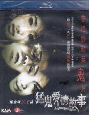 Hong Kong Ghost Stories Blu Ray Jennifer Tse Him Law Chrissie Chau NEW Eng Sub