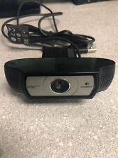 Logitech C930e V-U0031 Webcam Carl Zeiss Tessar Lens 1080P HD USB Camera