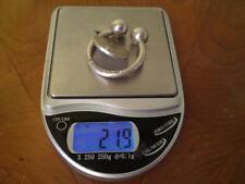 TIFFANY & Co. Sterling Silver 925 Key Ring & Tag London Hallmarks
