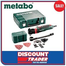 Metabo Electric MT 400 Quick Change Multi-Tool Kit - 601406500