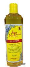 Alvarez Gomez Agua De Colonia Concentrate for Men Bath & Shower Gel, 15.5 Ounce