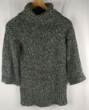 Women's White House Black Market Turtleneck Chunky Knit Sweater XS WHBM Nice