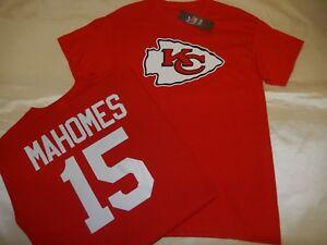 0117 BOYS Kansas City Chiefs PATRICK MAHOMES Eligible Receiver Jersey Shirt RED