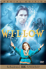 Willow (DVD, 2003, Special Edition Sensormatic)
