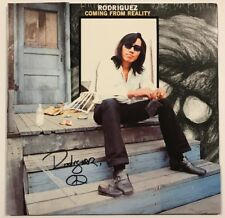 Sixto Rodriguez Signed Coming From Reality LP Album PSA/DNA COA #AE12961 Auto