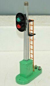 LIONEL POSTWAR O-GAUGE 153 AUTOMATIC OPERATING BLOCK SIGNAL