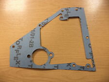 RELIANT 850CC ENGINE FRONT MOUNTING PLATE  GASKET 12800