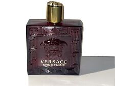 VERSACE EROS FLAME by Versace for men cologne EDP 3.3 / 3.4 oz 50% Full