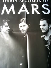 30 SECONDS TO MARS  POSTER - 39 cm x 58 cm - JARED LETO TOP