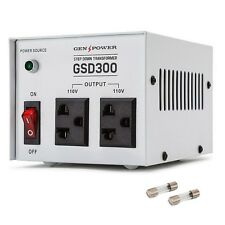 300W Step-Down Transformer -GSD300