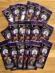 2019-20 Panini Illusions Basketball 18 Pack Lot