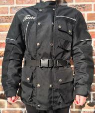 % Damen Motorradjacke Cima Liberta,Gr.S,guter Zustand,Biker Textil Jacke,Ladies%
