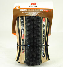 Onza Citius Mountain Bike Tire 27.5 (650b) x 2.4 Tan/Skinwall