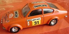 "Opel Kadett Coupe Gte ""panta shop"" N°70 Solido   1/43"