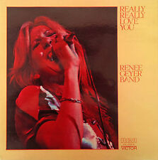 Renee Geyer Band-Really Really Love You-LP-1976 RCA Australian issue-VPL1-0120-G