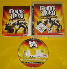 GUITAR HERO WORLD TOUR Ps3 Versione Italiana »»»»» USATO