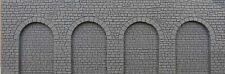 Jordan Scenic HO Gauge Recessed Arches Embossed Sheet # 920