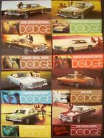 DODGE Coronet Chrysler DART CUSTOM emblem 1968-1974 # 2842795 NICE
