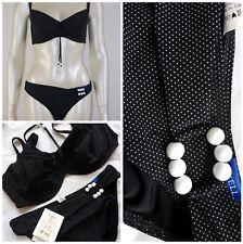 *** CYELL *** Damen Swimwear Bikini-Set mit Bügel Gr. 36 F *** UVP: 93 €