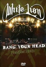 Live at the Bang Your Head Festival 2005 by White Lion (DVD, Dec-2008, Frontiers Records)