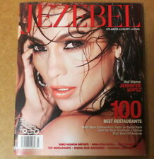 Jezebel Magazine Jennifer Lopez RARE Star of Hustlers