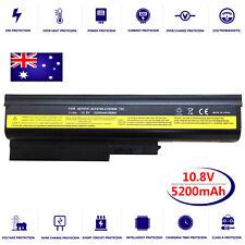 4400mAh Battery For Lenovo/IBM ThinkPad R60 R61 T60 T61 SL500 R500 T500 W500 AU