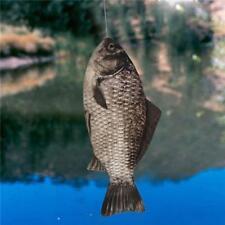 Pencil Funny Zipper Silver Carp Fish Change Purse Case Make-Up Pouch Bag SG