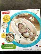Mattel Dth04 Sweet Snugapuppy Dreams Deluxe Bouncer