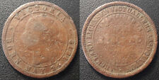 Nouvelle-Zélande - Victoria - 1 penny Auckland Licensed 1871 - KM#Tn6