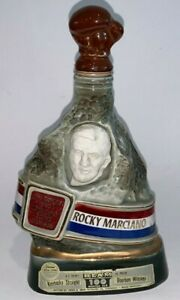 ROCKY MARCIANO, Beam Whiskey Decanter (Empty)