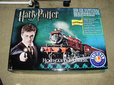 Harry Potter Lionel Hogwarts Express O-Gauge Train w/Figure 8 Pack & Extra Track
