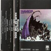 Nazareth - Hair of the Dog (Cassette)