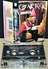 CHEAP TRICK    -  WOKE UP WITH A MONSTER  -                        Cassette Tape