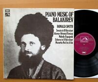 HQS 1259 Piano Music Of Balakirev Ronald Smith 1972 NM/EX HMV Stereo
