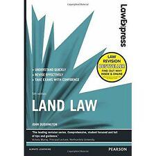 Law Express: Land Law by John Duddington (Paperback, 2014)