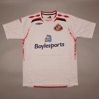Sunderland 2007 - 2008 Away Football Soccer Shirt Jersey Umbro Camiseta Kit