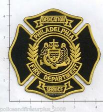 Pennsylvania - Philadelphia PA Fire Dept Patch v3