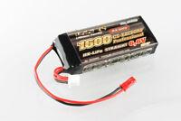 CS-Electronic LiFe 6,6V 1600mAh Empfängerakku Straight 2/3A
