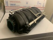 06 13 Corvette C6 Z06 Ls7 Intake Manifold And Fuel Rails 12569011