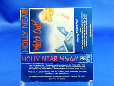 """HOLLY NEAR - Watch Out - 1984 VG+ CASSETTE - Featuring """"TRAPEZOID"""""""