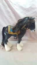 "Disney movie BRAVE Miranda's ANGUS shire horse TollyTots 14"" tall doll toy"