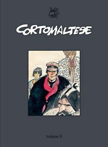 BD - CORTO MALTESE > VOLUME 8 / HUGO PRATT, GRAND FORMAT, DOS TOILE, LE SOIR