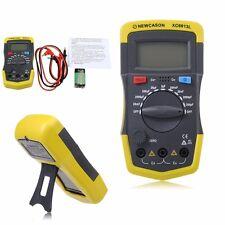 Mini XC6013L LCD Digital Capacimètre Condensateur Testeur Capacité Capacitance
